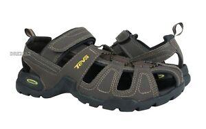 3b455d0c1f2f Image is loading Teva-Forebay-Turkish-Coffee-Sport-Sandals-Shoes-Mens-