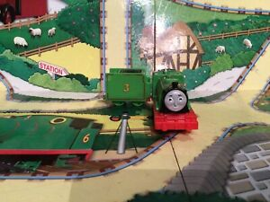thomas the tank engine trackmaster trains Henry And Tender