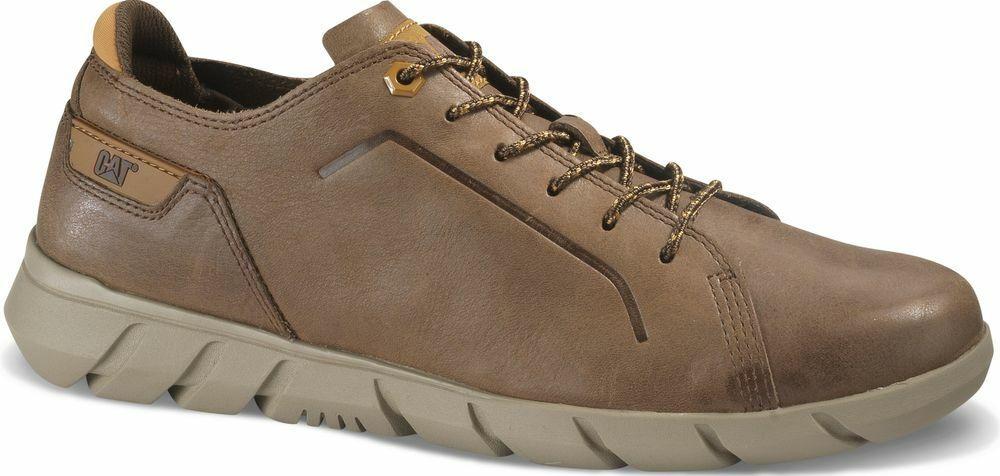 CAT CATERPILLAR Rexes P723125 en Cuir Sneakers Baskets shoes pour Homme