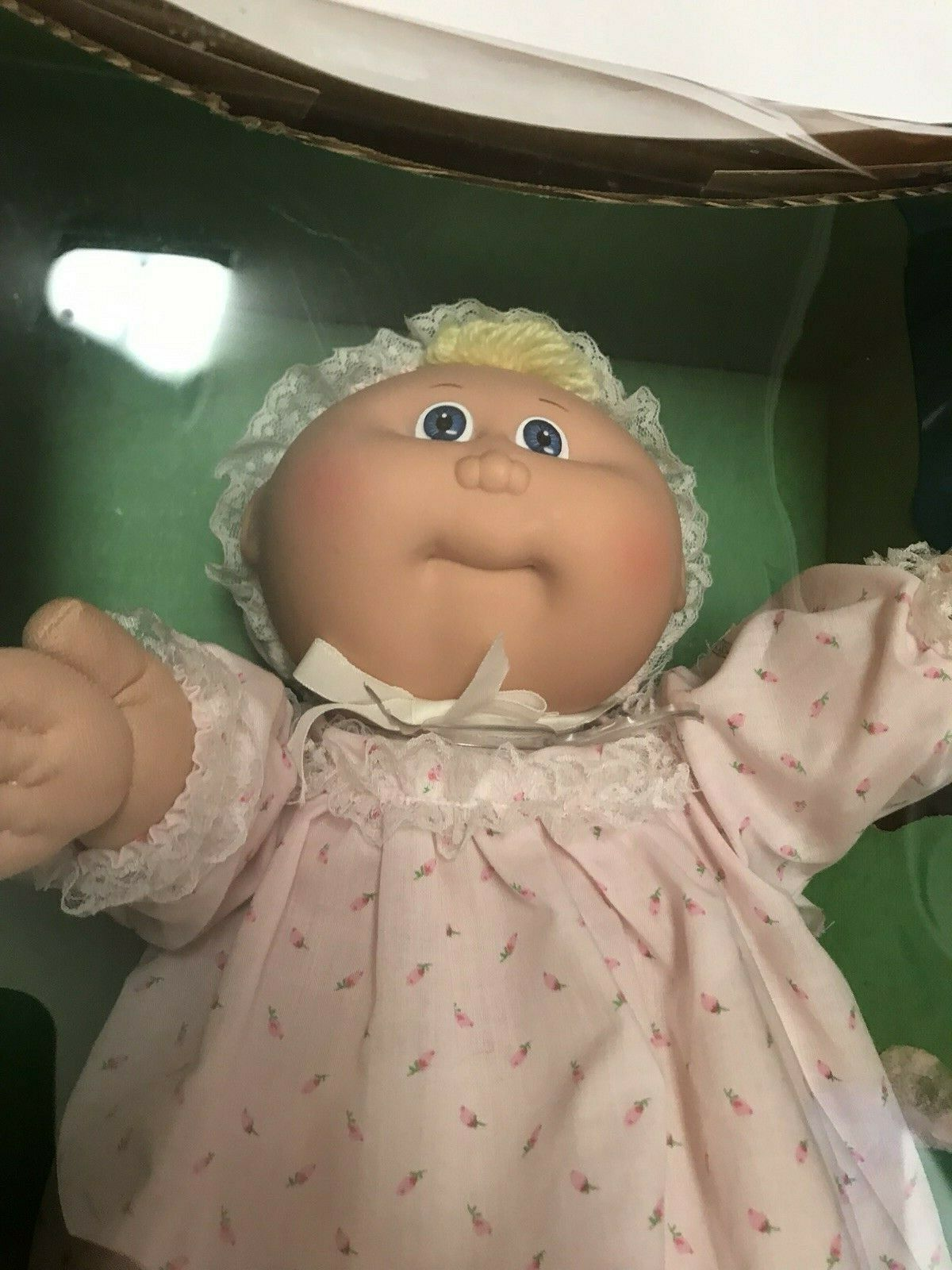 1984 Vintage Cabbage Patch Kids Girl
