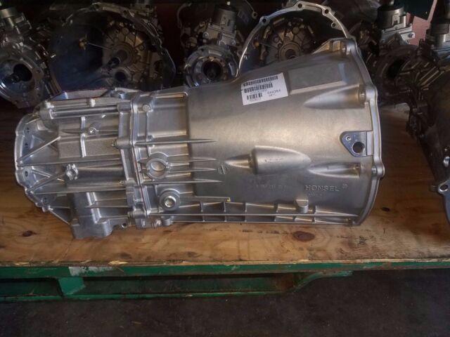 NSG370 6 SPEED TRANSMISSION  JEEP WRANGLER 3.8 LTR MOTOR