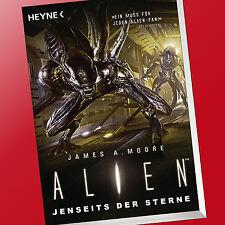 JAMES A. MOORE | ALIENS - JENSEITS DER STERNE | Roman (Buch)