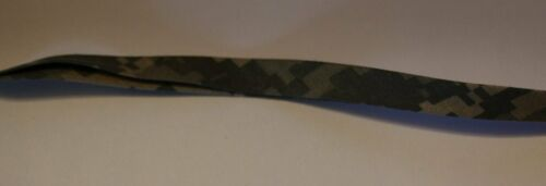 "1//2/"" EXTRA-wide Double Fold Bias tape CAMO USA Product 10 yards"