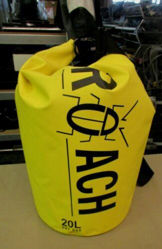 Lightweight Roll Top Waterproof Heavy Duty Protection Scuba ROACH 20L Dry Bag
