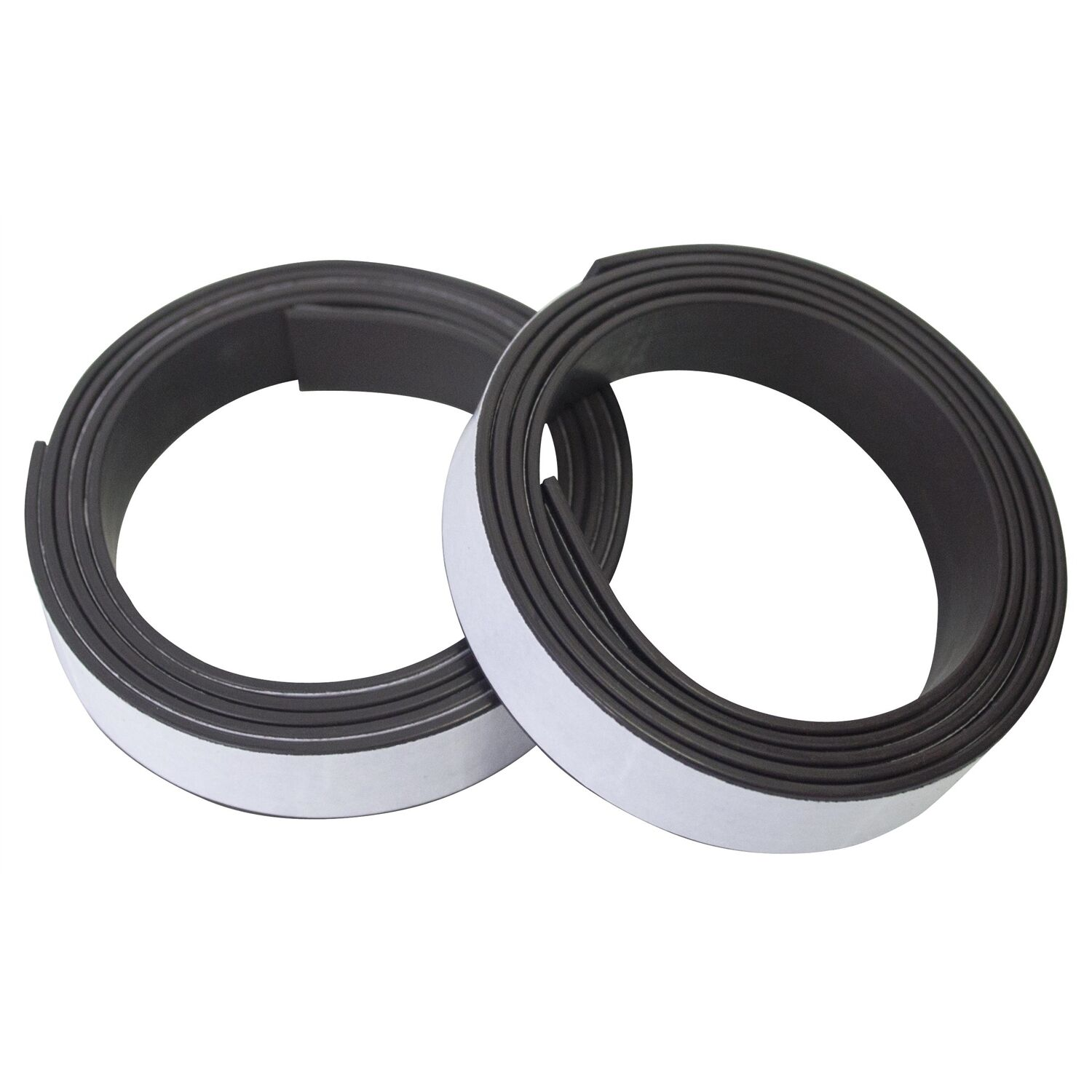 Self Adhesive Magnetic Tape Sticky Backed Magnet Strip 2 Different Strengths