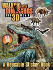 Walking with Dinosaurs Reusable Sticker Book by Jane Stevens (Paperback / softback, 2013)