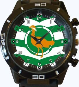 County Flag Of Wiltshire Trendy Sports Gt Style Unisex Gift Watch Uhren & Schmuck