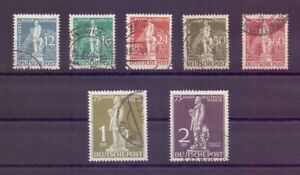 Berlin-1949-UPU-Stephan-MiNr-35-41-rund-gestempelt-Michel-320-00-862
