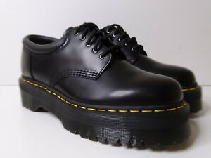 drmartens 8053 quad leather womens 11 mens 10 platform