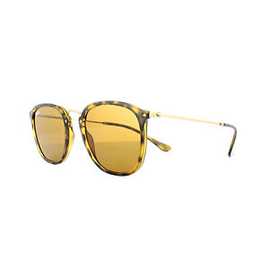 5a1e39949c Ray-Ban Sunglasses 2448N 710 Tortoise Gold Brown B-15 8053672672237 ...