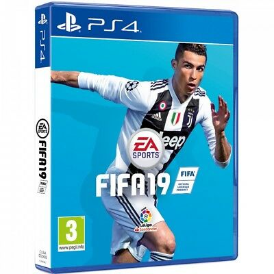 FIFA 19 PS4 VIDEOJUEGO FISICO PARA PLAYSTATION 4 DE EA FIFA19