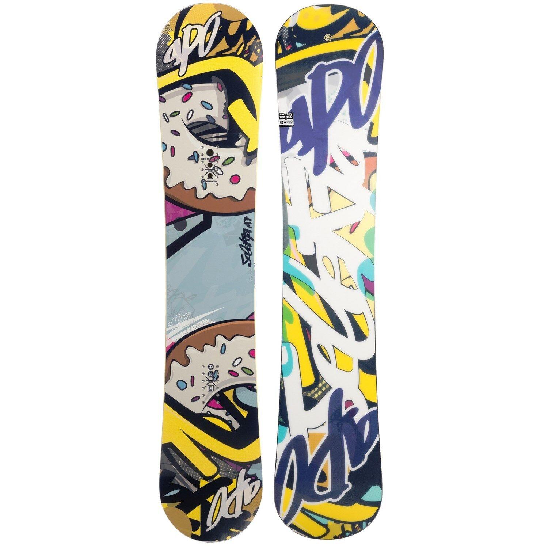 NEW  400 APO damen  SELEKTA  SNOWBOARD 153