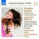 Bratschensonaten/Duetto/Esercizi von Shih,Jennifer Stumm,Ferschtman (2011)