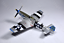 1:72 Scale USAAF /& USN Fighter Aircraft of WW2 Easy Model D-Day Navy Pacific