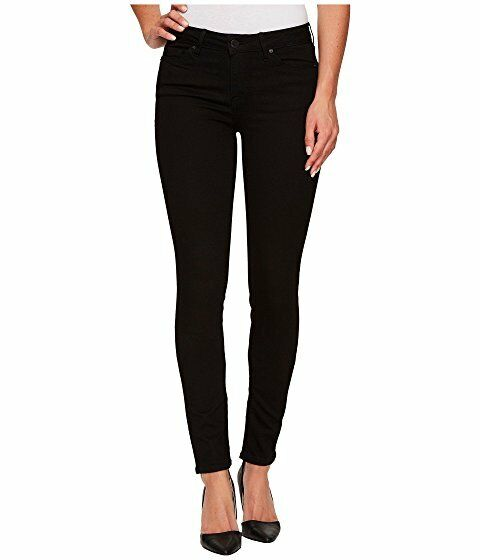 8eb2a44c3e0fd Calvin Klein Jeans Womens Ankle SKINNY Pants Black Size 4 for sale online