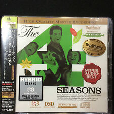 The Four Seasons Super Audio Best SACD CD NEW Top Music Limited Numbered Edition