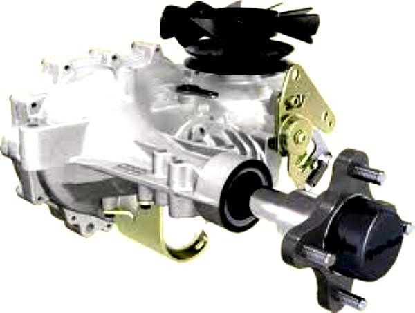 Transaxle Zk-GMEE - 3L7B-1XLX 5101026 Hydro Gear transmisión de fabricante de equipos originales para bomba
