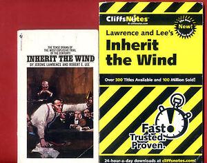 inherit the wind study notes Study 14 inherit the wind flashcards from derek b on studyblue.