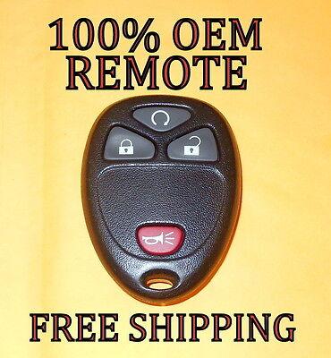 NEW GM BUICK CHEVY KEYLESS REMOTE START FOB PHOB TRANSMITTER 15114374 KOBGT04A