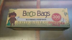 Beco Poo Bags 300 Dispenser Pack biodegradable ecofriendly dogs litter bags - <span itemprop='availableAtOrFrom'>Sunderland, United Kingdom</span> - Beco Poo Bags 300 Dispenser Pack biodegradable ecofriendly dogs litter bags - Sunderland, United Kingdom