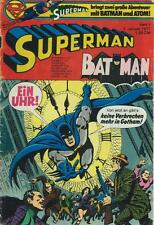 Superman 1977/ 1 (Z2, Sm), Ehapa