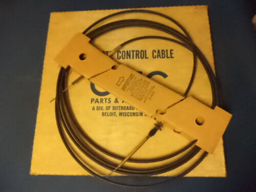OMC 0377378 377378 Control Cable 18 ft.