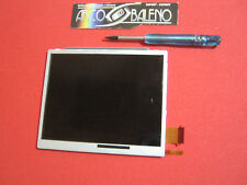 DISPLAY LCD Per NINTENDO DSi XL INFERIORE + GIRAVITE T3 3PUNTE Y Nuovo MONITOR