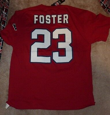 official photos de0da bd8fd NEW NFL Houston Texans Arian Foster Alt Red Jersey T Shirt XL X-Large NEW  NWT | eBay