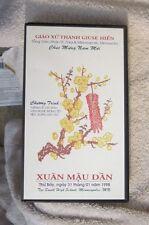Giao ux thanh Giuse Hien Tai South High School Minneapolis 1998 Xuan Mau Dan