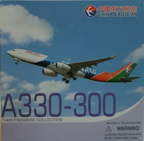 DRAGON 56229 CHINA EASTERN A330-300 1//400 DIECAST MODEL PLANE NEW