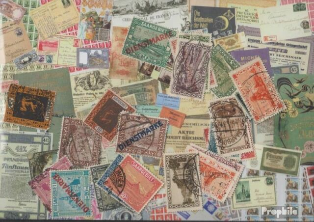 Saar until 1934 Stamps 25 different Stamps