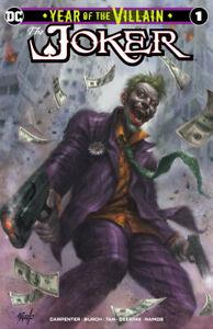 JOKER YEAR OF THE VILLAIN #1 PARRILLO YOTV VARIANT DC COMICS BATMAN HARLEY QUINN