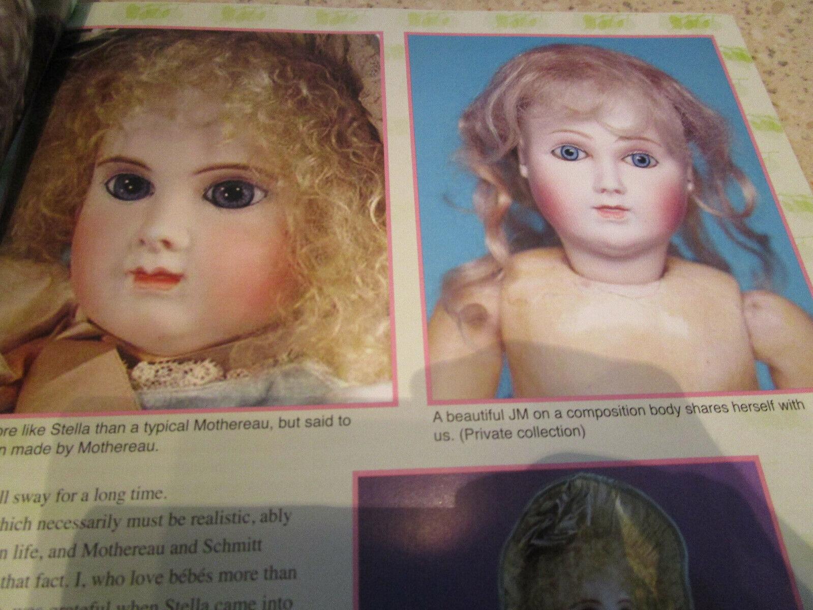 Jennifer Rohn Murtha 14pg Schmitt Doll History Article SCHMITT O