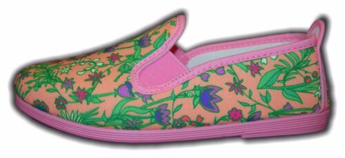 19-34 Infants Canvas FLOSSY Flossies Various sizes 3-2 BARGAIN Mrp £15