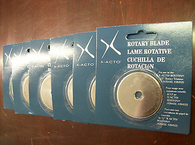 NEW X-ACTO  26420 Rotary Trimmer Replacement Blade