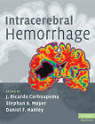 Intracerebral Hemorrhage by Cambridge University Press (Hardback, 2009)