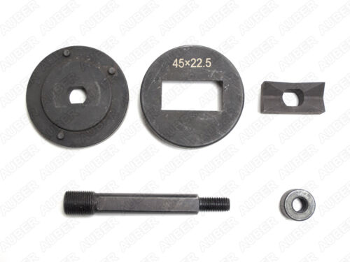 1//32 DIN 45x22mm Knockout Punch /& Die Set for Greenlee