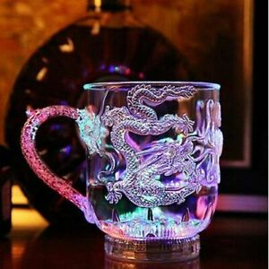 LED-Flashing-Color-Change-Water-Activated-Light-Up-Dragon-Beer-Whisky-Cup-Mug