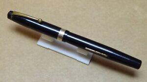 Fountain-pen-Manchester-Unity-of-Odd-Fellows-18k-gold-plate-Osmiroid-35-nib