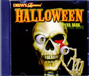 drew s famous halloween after dark party music scary sound