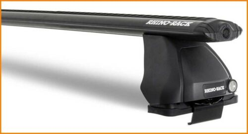 Rhino Vortex 2 Bar Roof Rack for MAZDA Mazda 3 Hatch 01//14 On JA6262