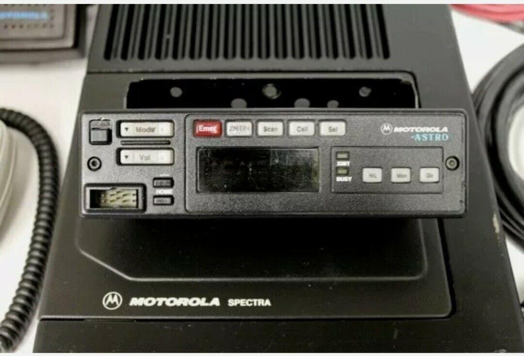 Motorola Astro Spectra VHF. Buy it now for 300.00