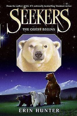 1 of 1 - The Quest Begins (Seekers, Book 1)-ExLibrary