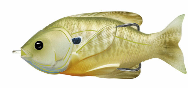 LIVETARGET Lures Sunfish Hollow Body SFH75T554 for sale online