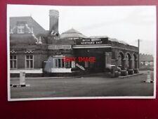 PHOTO  HERTFORD EAST RAILWAY STATION EXTERIOR
