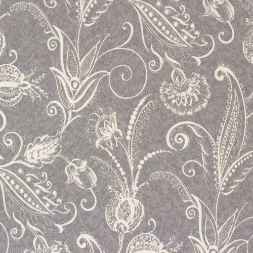 Vliestapete ZUHAUSE WOHNEN 3 Marburg Tapeten 54763 Floral Design grau creme 3,4