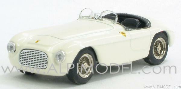 Ferrari 166 MM Spider blancoo 1 43 Art 006