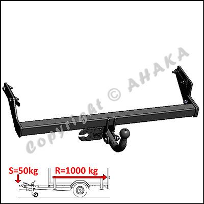 13polig E-Satz AHK AHZV AUTO HAK Anhängerkupplung starr Mazda 3 Stufenheck 03
