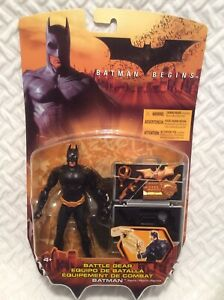 Vintage Batman Begins Action Figure