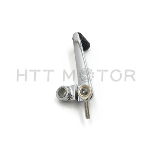 Aluminum Gear Shift Shifter Lever Pedal For Kawasaki Ninja ZX6R ZX-6R 2005-2011